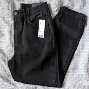 BDG Urban Outfitters Mom Jeans Black Size 29